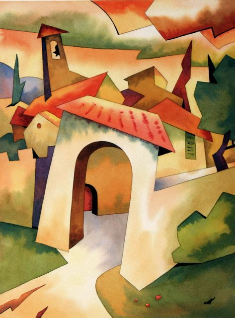how to paint cubism toronto watercolour society cubist workshop