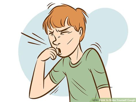 is coughing 3 ways to make yourself cough wikihow