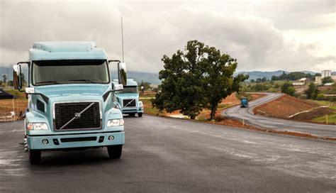 volvo trucks customer volvo trucks opens customer experience track at its new