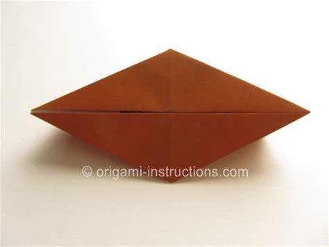 Origami Eye - origami blinking eye folding