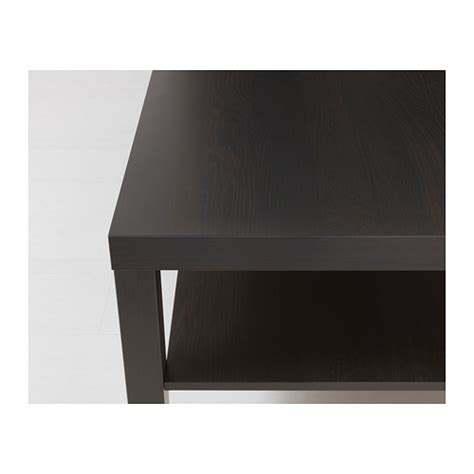 White And Brown Coffee Table Lack Coffee Table Black Brown 118x78 Cm Ikea