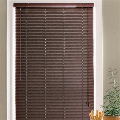 sears window coverings whole home 174 md faux wood blinds sears canada toronto