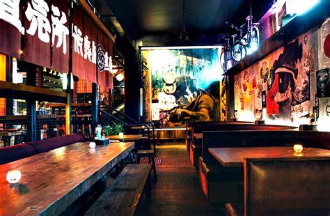 Top Bars In Brisbane by Heya Bar Cool Bars City Secrets