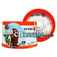 Dvd R Gt Pro 16x Box 50pcs dvd kosong gt pro dvd r new model