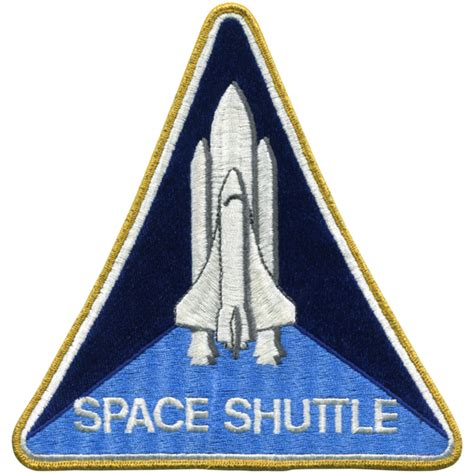 shuttle program  patch space patches