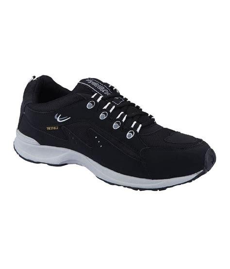 sports black shoes lancer black sports shoes price in india buy lancer black