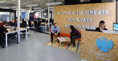 barclays bank plc 1 churchill place e14 5hp create innovate and grow barclays eagle labs