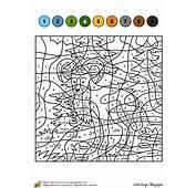 Dessin &224 Colorier D'un Coloriage Magique CM2 Le Mouflon