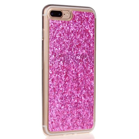 Softcase Iphone 5 Glitter Airsilikon Iphone 5 Glitter Air sparkle glitter tpu ultra slim soft protective cover for iphone 6s 7 plus ebay