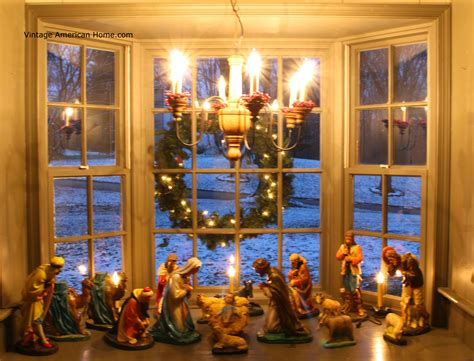 jesus outside christmas lights decorating the outside of your house for vintage american home