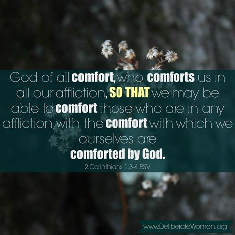 Bible Verse May The God Of All Comfort by Allow Me To Introduce Myself So That