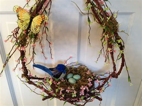 spring wreaths to make 16 cute handmade easter wreath ideas style motivation