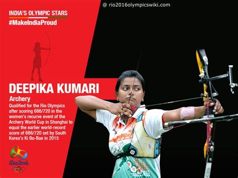 2016 summer olympics archery wallpapers indian athletes at rio 2016 olympic games