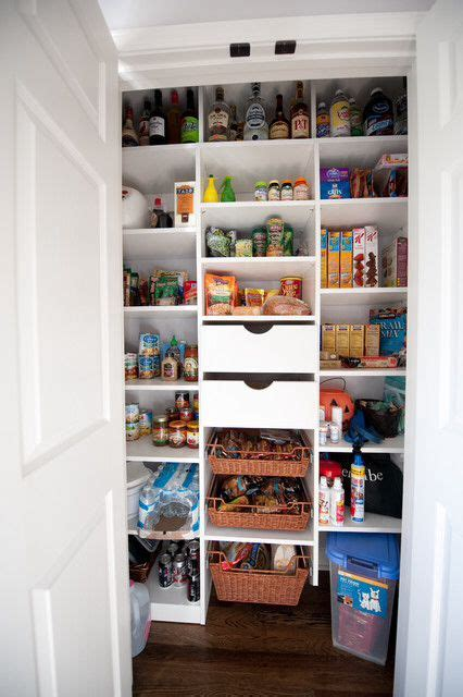 Pantry Layouts by Practical Layout Of Pantry Kitchen