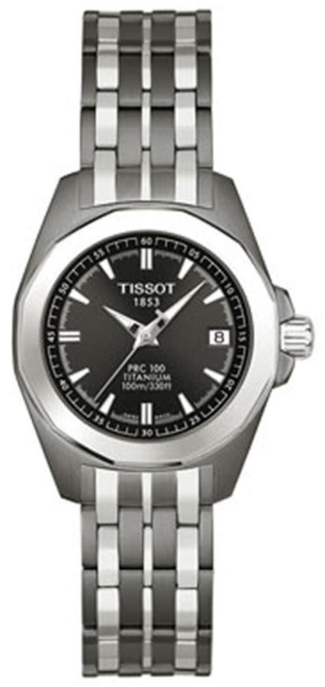 Tissot Prc 27 00 Silver t0080104406100 tissot t sport prc 100 titanium