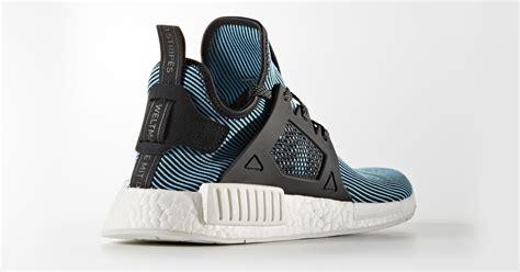 Adidas Nmd Xr1 Bright Cyan Blue Adidas Nmd Xr1 Primeknit Bright Cyan Cool Sneakers