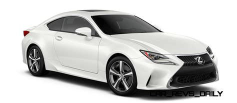 lexus is two door 2015 lexus rc350 colors