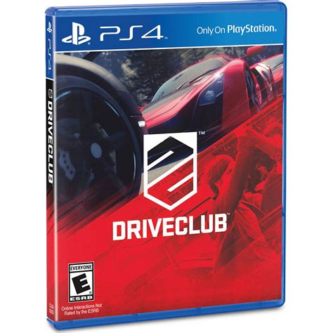 sony driveclub ps4 10014 b h photo