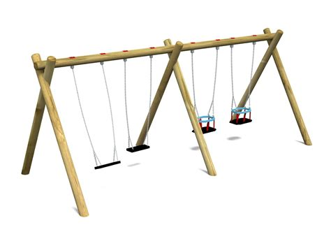 leisure swing swings playground equipment from action play leisure