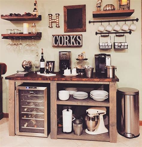 bar ideas coffee station ideas you need to see coffe bar
