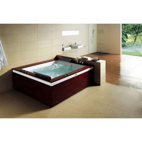 baignoire spa baignoire baln 233 o atlantis en bois exotique tropic spa