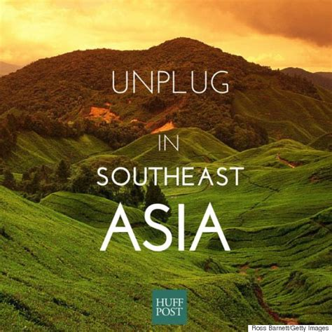 Best Spot Digital Detox by 19 Places That Make Southeast Asia The Spot To