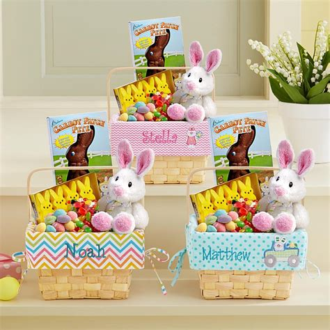 easter ideals personalized easter baskets gifts com