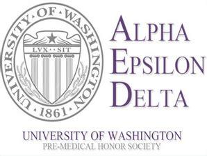 Epsilon Delta Alph Pi International Honor Society For Mba by Health Rsos Asuw Shc
