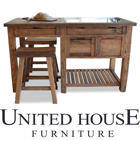 hand built rustic kitchen island house food baby new rustic timber kitchen island bench granite table work