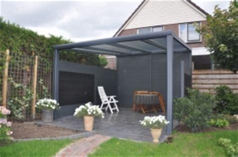 Pavillon Bausatz Alu by Gardendreams Aluminium Carport Terrassendach Freistehend