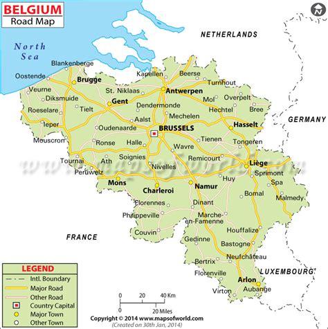 printable map brussels printable map of belgium my blog