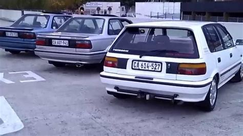 Stop L Corolla Twincam Ae92 rolling republic twincam owners club 1st meeting