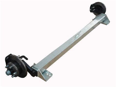 china 1 3t torsion axle with disc brake china 1 3t