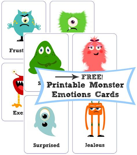 printable feelings flashcards for toddlers miss poppins free montessori emotions cards