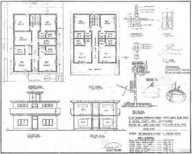 Ea O Ka Aina Bin Laden S House Plan Floor Plans And Elevations Of Houses
