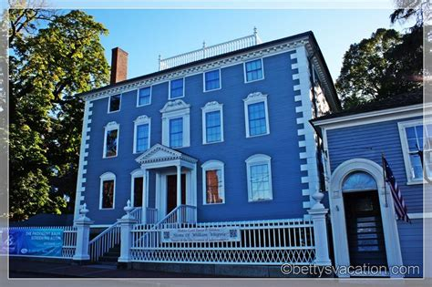 Moffatt Ladd House by Portsmouth New Hshire Betty S Vacation