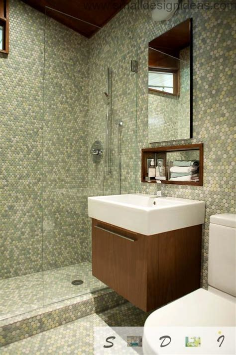 Blue Tile Bathroom Ideas Extra Small Bathroom Design Ideas