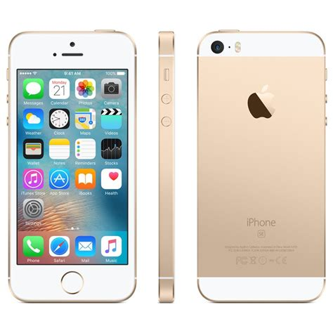 Hdc Ultimate Iphone X 4g Lte 3 32 Limited Edition apple iphone se 4g 128gb gold on csmobiles