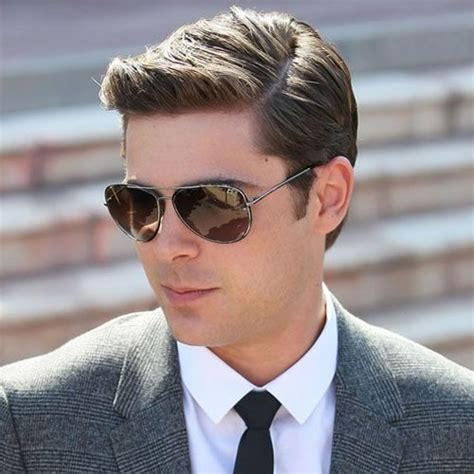 Side Part Hairstyle by Side Part Haircut A Classic Gentleman S Hairstyle