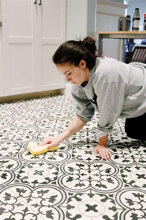 can you put ceramic tile on concrete basement floor best 25 painted tiles ideas on painting tiles