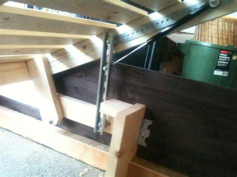 Platform Storage Bed With Lifting Mechanism Davemyers Ca Design Amp Fabrication