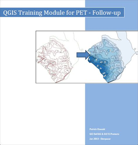 tutorial membuat web gis pdf module quantum gis follow up peta evakuasi tsunami