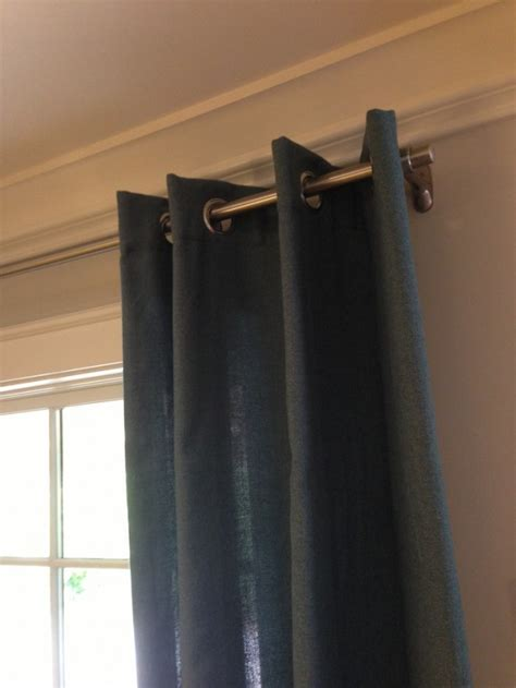 industrial style curtain rods industrial curtain rods furniture ideas deltaangelgroup