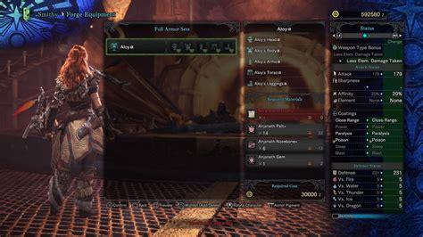 tutorial war bow horizon monster hunter world horizon zero dawn armor how to