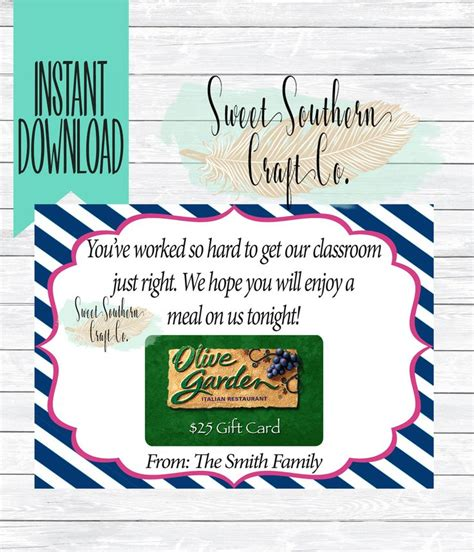 best 20 restaurant gift cards ideas on pinterest auction silent auction and school - Instant Restaurant Gift Cards