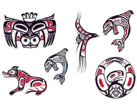 inca tattoo designs meanings haida ideas yin yang design