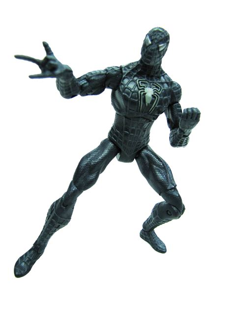black suit spider 3 3 scorpion