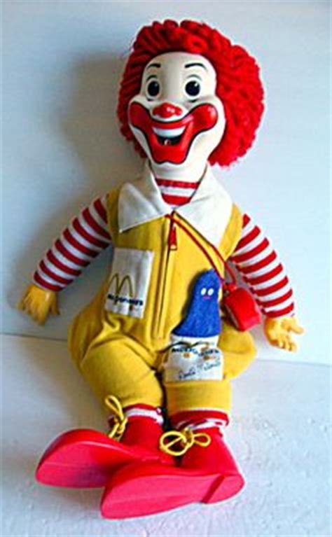 commercial with donald doll 1000 images about poison pushing clown on
