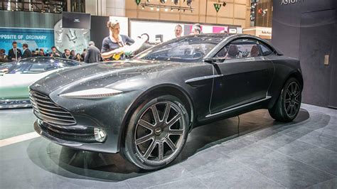 suv aston this is aston s shock suv concept top gear