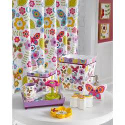 kassatex bambini butterflies bath accessories collection